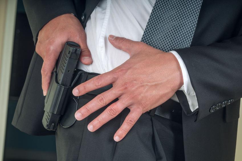 Bewaffnete Schutz- & Begleitdienste